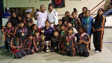 Potosinos logran 23 medallas en el nacional de Judo