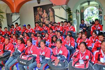 Cochabamba es el primer rival en la Copa Plurinacional