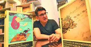 Biblioteca del Bicentenario publicará dos libros