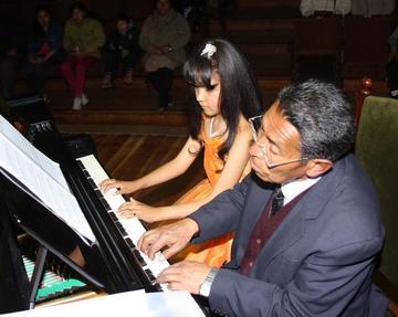 Esta noche se desarrolla el recital de la Escuela de Música Eduardo Caba