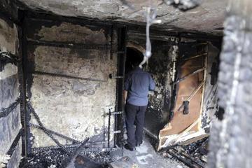 16 muertos en un ataque con bombas molotov contra un bar en El Cairo