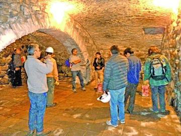 Comienza el estudio de catacumbas en Potosí