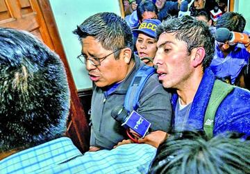 Juez dispone libertad irrestricta para el exfiscal Humberto Quispe