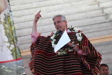Revelan que el Vicepresidente donó ganado prestado del Fondioc