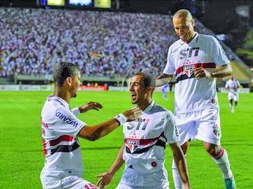 Sao Paulo e Inter buscan plaza para Libertadores
