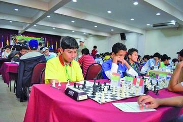 Cinco potosinos participan en el sudamericano de ajedrez