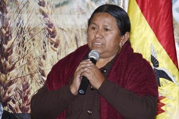 Denuncian a Achacollo por irregularidades en la Digcoin y Fondo Indígena