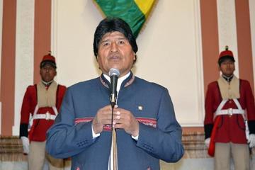 Tras los resultados en Venezuela Evo Morales convoca a una reflexión