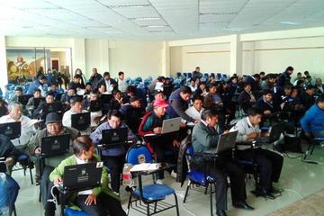 Potosí: Postulantes a cargos educativos darán examen