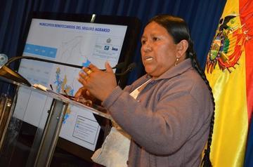 Nemesia Achacollo será citada a declarar por el caso Fondioc