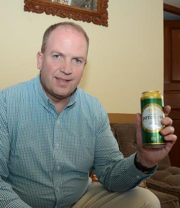 Sale el nuevo producto de cerveza en lata de 473 cc