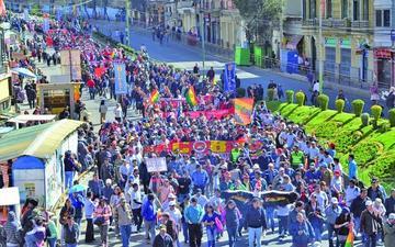 Festejan declaración de los derechos humanos en un acto