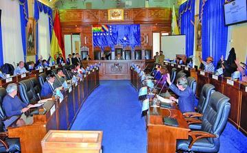 Gobierno consolida la reducción de recursos a las gobernaciones