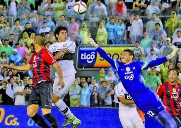 Olimpia logra el título del Clausura de Paraguay