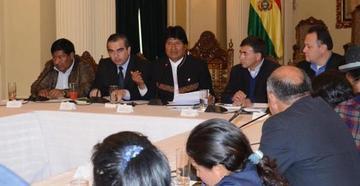 Convocan este 16 a un nuevo encuentro para debatir el pacto fiscal