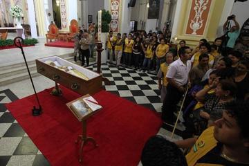 Cardenal será enterrado en una cripta del templo de San Lorenzo