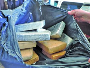 Fiscalía imputa a un coronel por tráfico de sustancias controladas