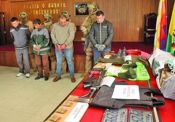 Es detenido por secuestro un reo que fue liberado en Potosí