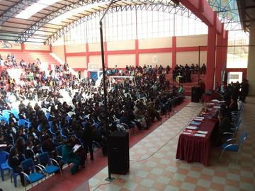 El Profocom graduó con licenciatura a 211 profesores