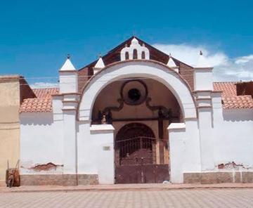 ABC restaura dos templos coloniales