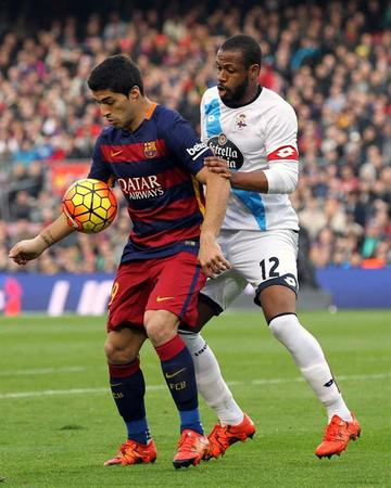 Barcelona empata con Deportivo