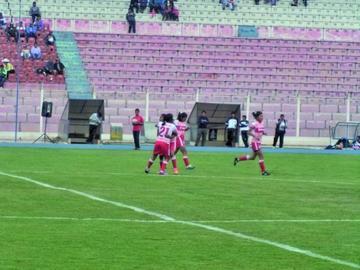 Potosí se mantiene en la punta tras ganar a Santa Cruz