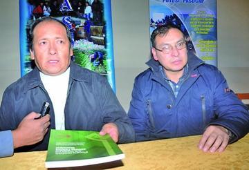 Libro propone mejorar los servicios básicos en la jurisdicción municipal