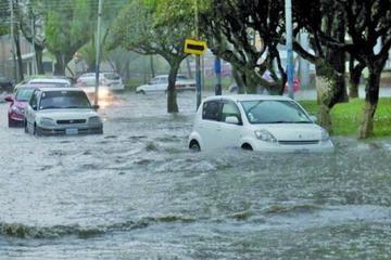 Alerta en Cochabamba y Sucre por las intensas precipitaciones fluviales