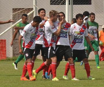 Nacional logra un empate ante Petrolero