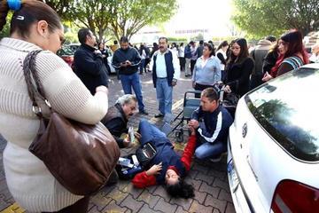 Sismo de magnitud 6,6 sacude el sur de México sin dejar saldo fatal, por ahora