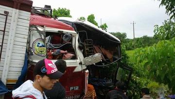 Reportan seis muertos en dos accidentes