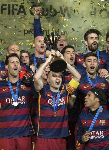 Barcelona se corona campeón