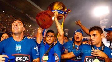 Emelec logra el título en Ecuador
