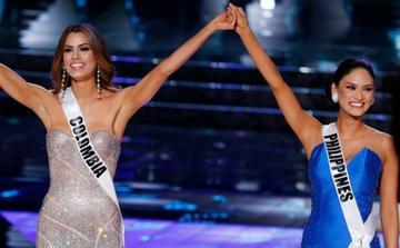 Filipinas gana la corona de Miss Universo que por instantes fue de Colombia