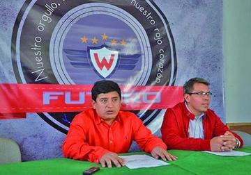 Wilstermann analizará la continuidad de Kekez