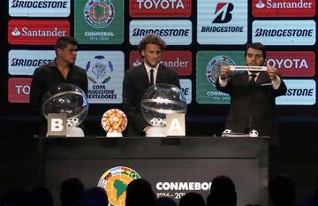 Bolivianos tendrán rivales argentinos en la Libertadores