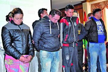 El verde olivo desbarata banda de falsos efectivos policiales en El Alto
