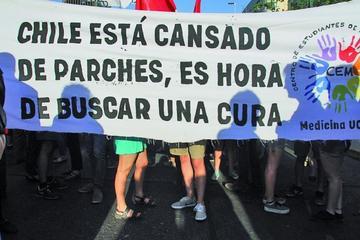 Congreso chileno aprueba Ley Corta de gratuidad universitaria