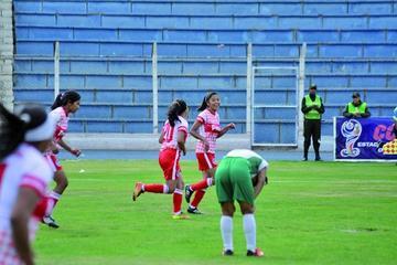 Potosí se impone a Pando en la Copa Estado Plurinacional de Bolivia