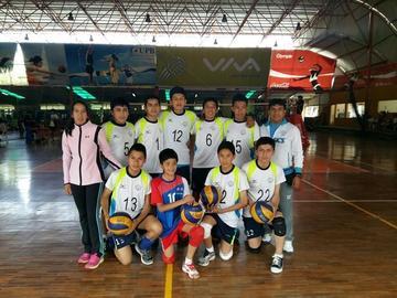 Santa Rosa logra el segundo lugar en el torneo nacional de voleibol