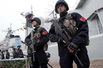 China se arma con su primera  ley para la lucha antiterrorista