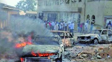 Doble atentado suicida deja 30 personas fallecidas en Nigeria