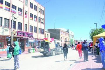 La Cámara Hotelera define precios en Uyuni