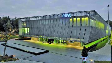 Suiza bloquea 80 millones de dólares a la FIFA
