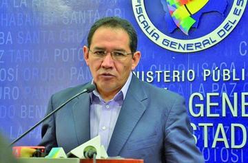 Ministerio Público instruye desplazamiento de fiscales