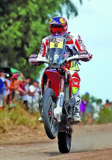 Joan Barreda gana el prólogo de motos