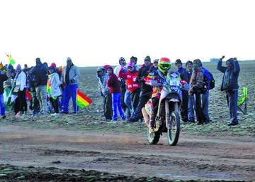 Pilotos bolivianos apuntan a Uyuni como uno de sus objetivos