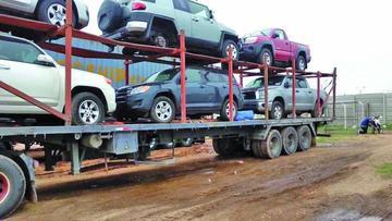 En los últimos 10 años las importaciones de autos suman $us 6.245 MM