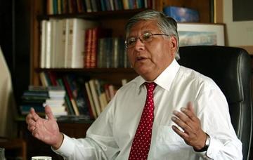 Embajador chileno dice que su país tiene temas pendientes con Bolivia