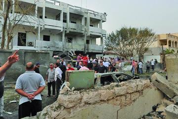 Ataque del Estado Islámico deja 60 personas fallecidas en Libia